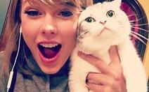 Taylor Swift có nhiều ảnh được thích nhất Instagram