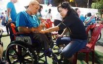 Cộng đồng đã hiểu, chia sẻ nhiều hơn với người khuyết tật
