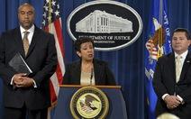 Mỹ truy tố 16 quan chức FIFA