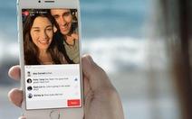 Facebook thử nghiệm truyền hình trực tiếp