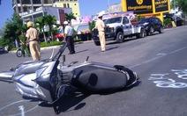 Tạm đình chỉ công tác viện trưởng lái xe tông 6 người rồi bỏ chạy