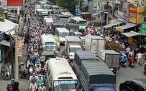 TP.HCM có nguy cơ thành bãi xe khổng lồ