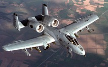 Không quân Mỹ lo sắp hết bom để đánh IS