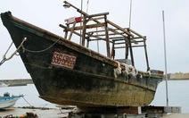 """""""Tàu ma"""" chở xác chết đến Nhật Bản từ Triều Tiên?"""