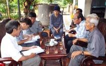 Những người bạn đồng hành kêu oan cho ông Huỳnh Văn Nén