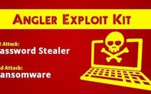 Mã độc đánh cắp mật khẩu trước khi mã hóa dữ liệu tống tiền