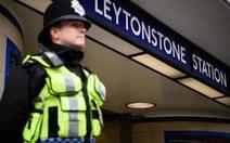 Kẻ tấn công bằng dao tại London hétvì Syria khi hành động