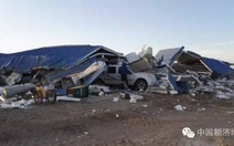 100 người tấn công trạm cảnh sát ở Nội Mông, Trung Quốc