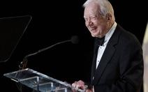 Cựu tổng thống Mỹ Jimmy Carter đã khỏi ung thư não