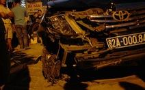 Viện trưởng VKS tông xe liên hoàn: Say đến nỗi không biết gì