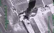 Mỹ cáo buộc Nga đã ném bom doanh trại quân đội Syria