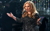 Adele tiếp tục bán thêm hơn 1 triệu album tại Mỹ