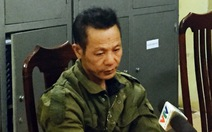 Bắt khẩn cấp nghi phạm giết hai cha con tại huyện Thạch Thất