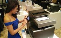 Sản xuất mô bằng máy in