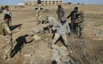 Quân đội Iraq tái chiếm al-Tamim
