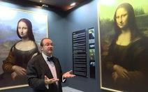 Phát hiện chân dung ẩn dưới kiệt tác Mona Lisa