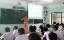 Trường tự soạn sách giáo khoa điện tử