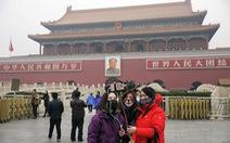 """Khói bụi Bắc Kinh mức """"chết người"""" tràn sang tỉnh bên cạnh"""