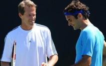 Điểm tin tối 9-12: Federer chia tay HLV Edberg