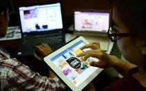 Khó thu thuế đối với kinh doanh qua mạng