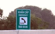 Sẽ công khai mức giá dịch vụ cứu hộ trên cao tốc