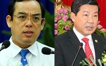 Bạc Liêu, Bình Dương có chủ tịch tỉnh mới