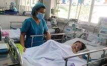 Mổ nội soi cắt bướu gan cho bệnh nhi