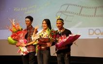 Phim truyện Lính đoạt giải Ong vàng 2015