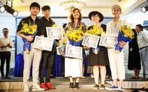 Lộ diện top 5 cuộc thi Aquafina Pure Fashion 2015