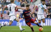 Dẫn trước hai bàn, Barca vẫn bị Deportivo cầm hòa