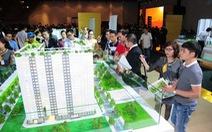 Thị trường nhà đất: gấp rút bung hàng cuối năm