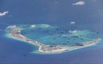 Trung Quốc tuyên bố tập trận, bắn đạt thật trên Biển Đông
