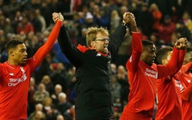 Liverpool nghẹt thở giật một điểm từ tay West Brom