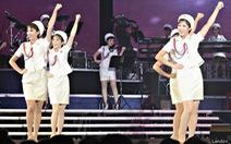 Xem nhóm nhạc nữ gợi cảmMoranbong trình diễn