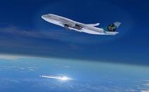 Dùng máy bay thương mại phóng tên lửa vào không gian