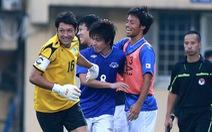 U-23 VN lại thua đội bán chuyên nghiệp Nhật