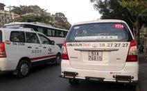 Thí điểm xây dựng bến taxi ở trung tâm quận 1