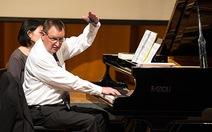 Hai đêm hòa nhạckèn - piano vớitiến sĩ Gerald Berthiaume