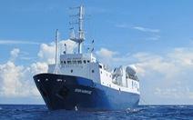 Gặp lại Bình Minh 02 - con tàu bị Trung Quốc cắt cáp