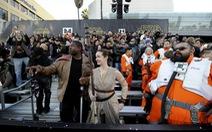 Star Wars bắt đầu bùng phát cơn sốt tại Mỹ