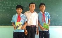 Phần thưởng của thầy trong lớp phụ đạo