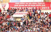 CLB Đồng Nai và Cà Mau tham dự Giải hạng nhất 2016