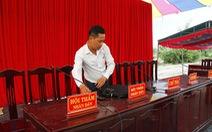"""Tất bật trước """"giờ G"""" xét xử vụ thảm sát Bình Phước"""