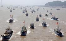 Trung Quốc đang cố tạo vùng đánh cá mới trên biển Đông