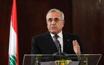 Lần thứ 33 Li-băng không bầu được Tổng thống