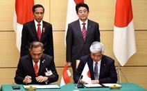 Nhật Bản và Indonesia bắt đầu đối thoại an ninh 2+2