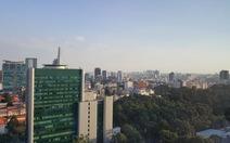 Sài Gòn trên cao qua camerađiện thoại thông minh