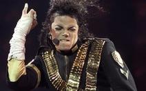 Michael Jackson bán 100 triệu album toàn cầu