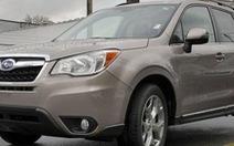 Subaru, Lexus - xe cũ có giá trị cao nhất
