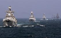 Trung Quốc lại tập trận trên Biển Đông
